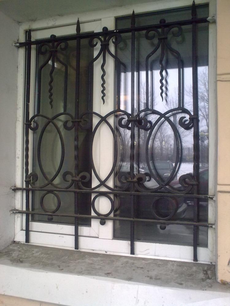 решётка на окна 1
